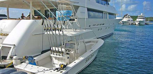 Arms Reach Charter Yacht - 6