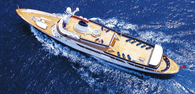 Paloma Charter Yacht