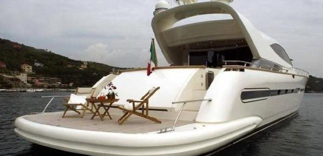 Toby Charter Yacht - 5