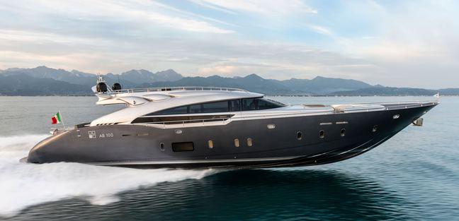 AB100 Charter Yacht