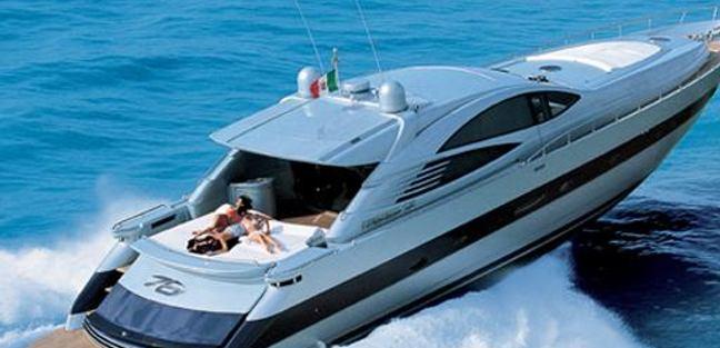 Silver Sea Charter Yacht - 2