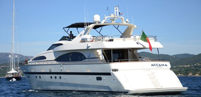 Accama Delta Charter Yacht - 5