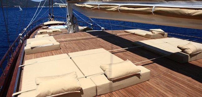 Mezcal 2 Charter Yacht - 3
