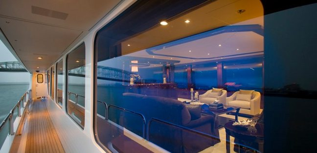 Carte Blanche Charter Yacht - 5