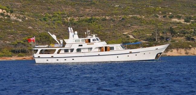 Mileanna K Charter Yacht - 3