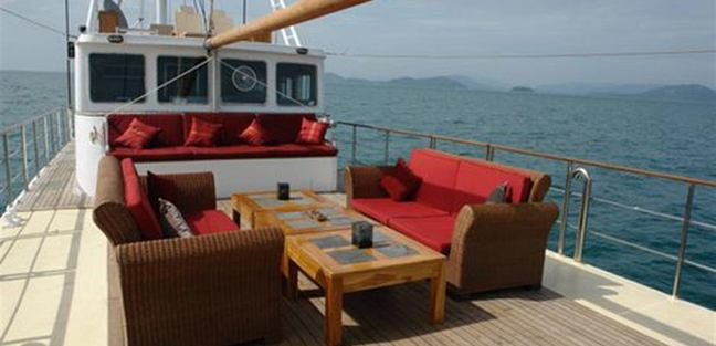 Polaris Charter Yacht - 3