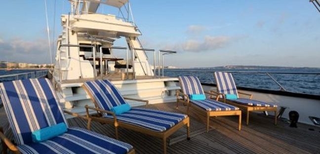 Milo Charter Yacht - 5