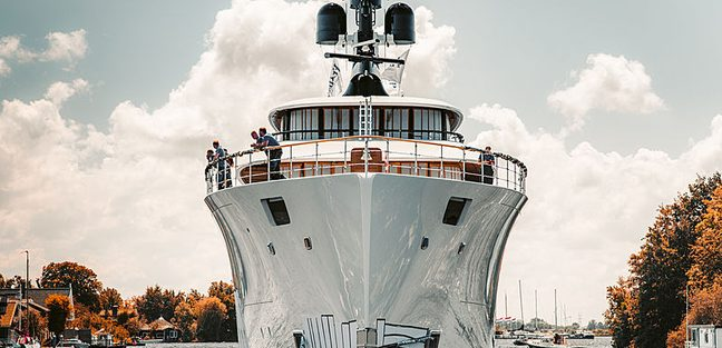 SYZYGY 818 Charter Yacht - 6