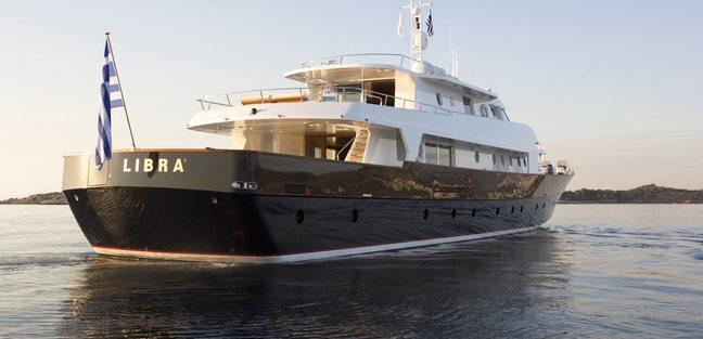 Libra Y Charter Yacht - 5