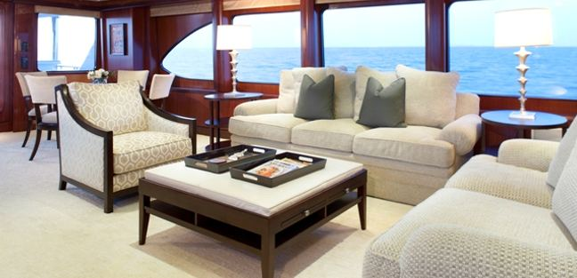 Just Enough Charter Yacht - 8