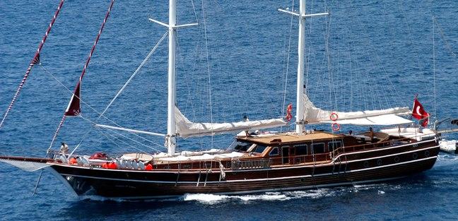 Queen Of Karia Charter Yacht