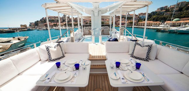 Oceana Charter Yacht - 3