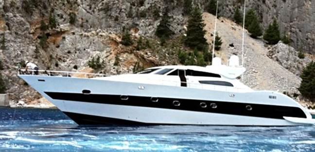 Lancelot Charter Yacht