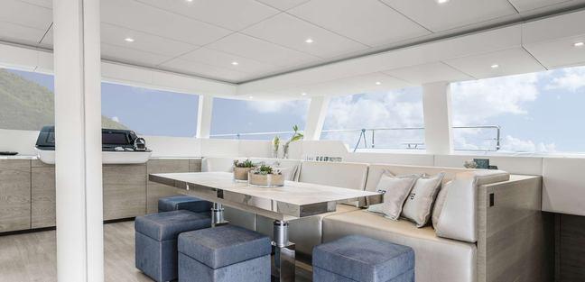 Feel the Blue Charter Yacht - 2
