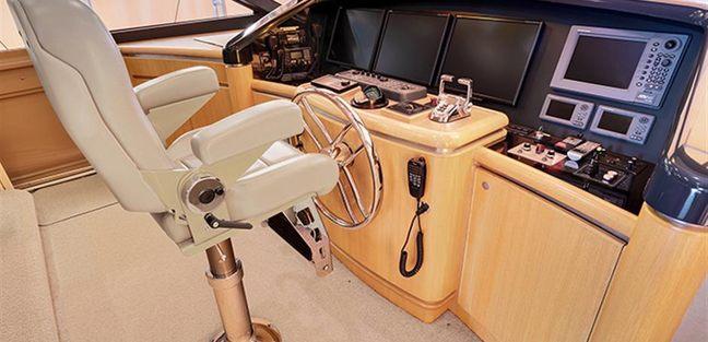 Arcturus Charter Yacht - 4