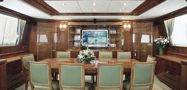 Aquarius S Charter Yacht - 4