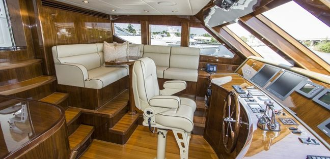 Carbon Copy Charter Yacht - 8