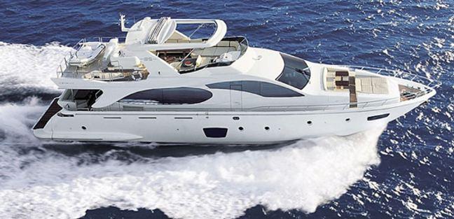 Madera Charter Yacht