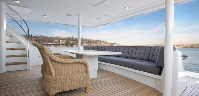 The Holding Charter Yacht - 2