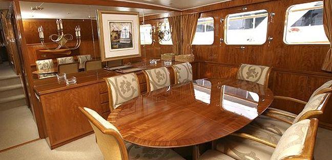 Calypso Charter Yacht - 4