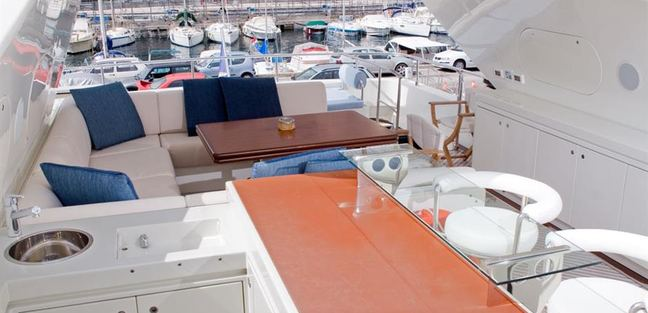 Liberdae Charter Yacht - 4