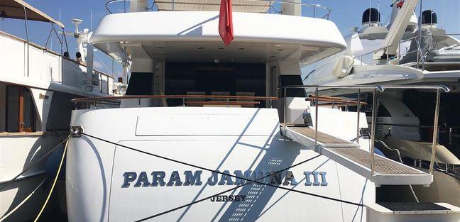 Param Jamuna III Charter Yacht - 4