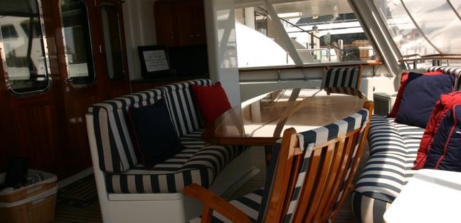 Blue Pearl Charter Yacht - 5