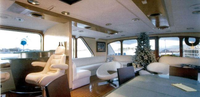 Giba One Charter Yacht - 2