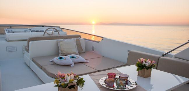 Acionna Charter Yacht - 7