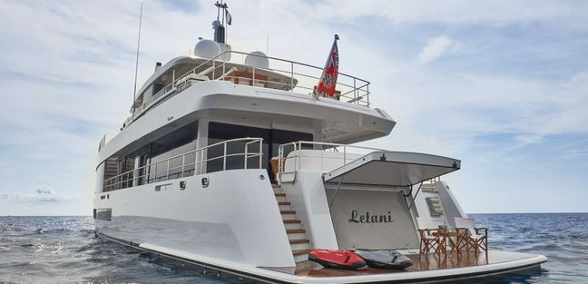 Letani Charter Yacht - 4