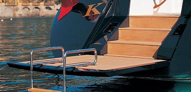 Ippogrifo II Charter Yacht - 4