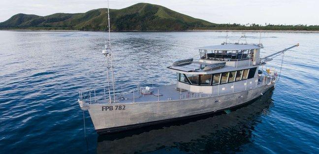 Grey Wolf II Charter Yacht - 8