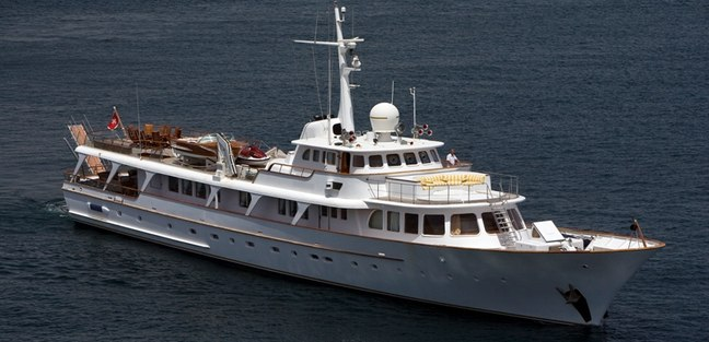 Espadarte Charter Yacht