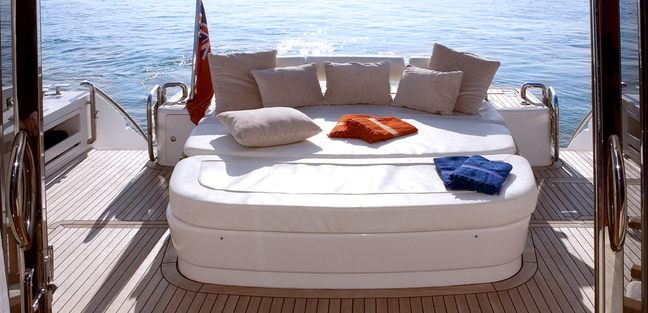 Trilly Charter Yacht - 3