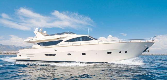 Alfea Charter Yacht