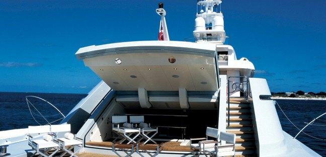 Rabdan Charter Yacht - 5