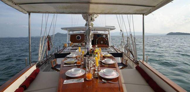 Meta IV Charter Yacht - 5