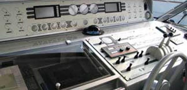 Baia 80 Charter Yacht - 3