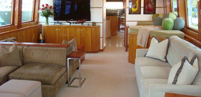 Triple Net Charter Yacht - 5