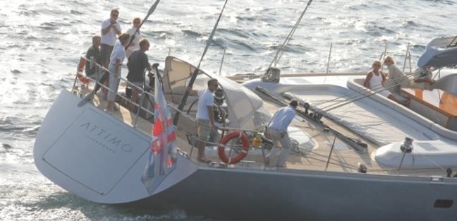 Attimo Charter Yacht - 5