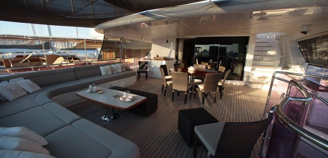 Quest R Charter Yacht - 7