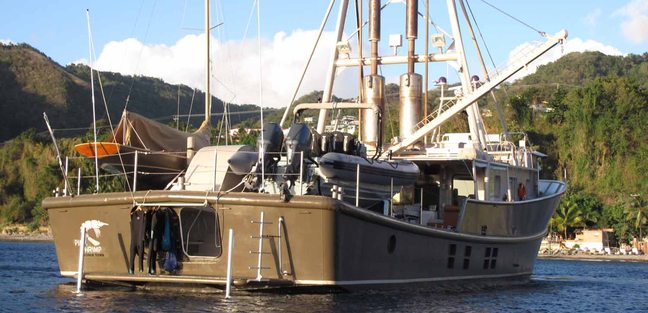 Pink Shrimp Charter Yacht - 2