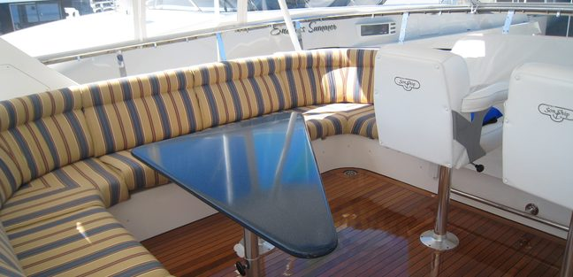 Mahana Charter Yacht - 3