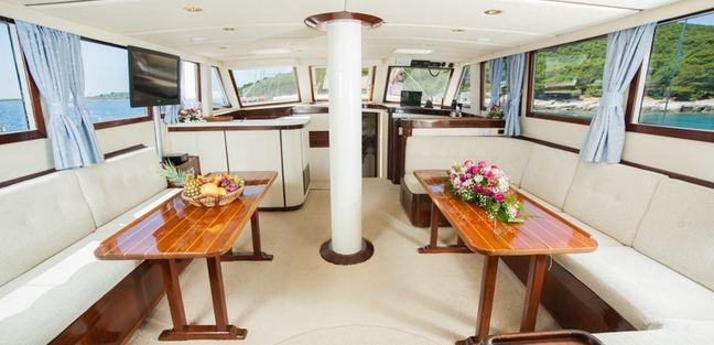 Fortuna Charter Yacht - 6
