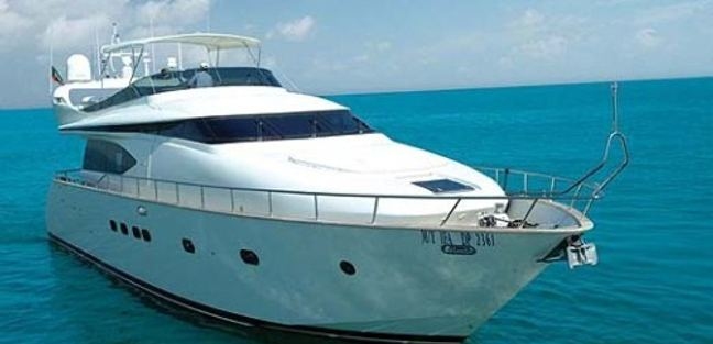 Felicity 777 Charter Yacht - 3