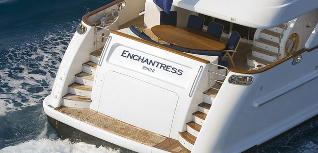 Enchantress Charter Yacht - 4
