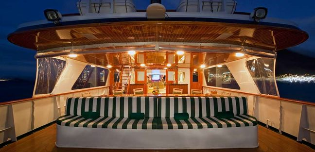 Big Eagle Charter Yacht - 4