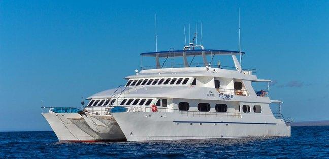 Tip Top II Charter Yacht
