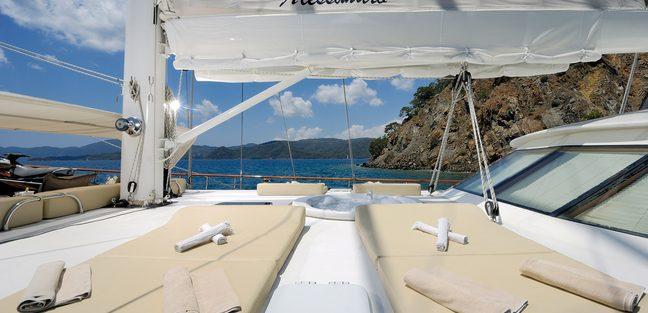 Alessandro Charter Yacht - 3