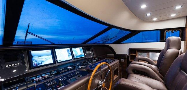 Lady Nina Charter Yacht - 3